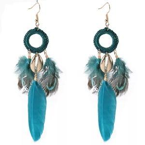 Long Dangle Earrings for Women